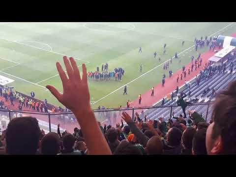 Konyaspor-Bursaspor Maç Sonu Görüntüleri