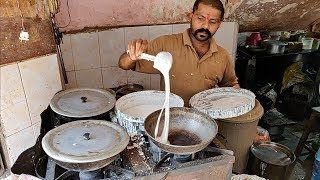 APPAM with chutney for Rs 10 | Cheap Indian Breakfast | Indian Street Food