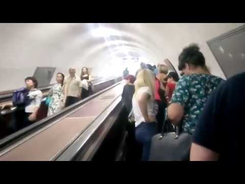 Грузия 2018: метро Тбилиси // Georgia 2018: Tbilisi Metro
