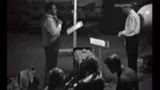 Boris Christoff recording Boris Godunov