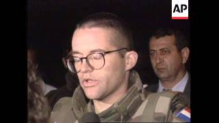 BOSNIA: HOSTAGE SITUATION: UPDATE