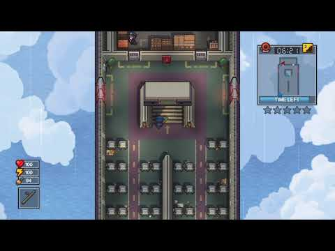 The Escapists 2 few mess ups the first game but came out on top on this 1 |