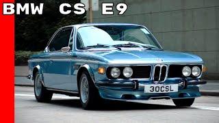 BMW 3.0 CS, BMW 3.0 CSi, 3.0 CSL, 2800 CS