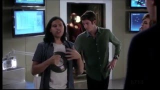 The Flash - Cisco: Names Keeper (funny compilation)