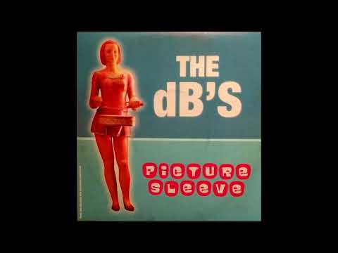 Picture Sleeve - The dBs