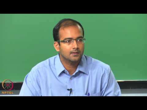 Micro and Nano scale  energy transport-Week04lec04