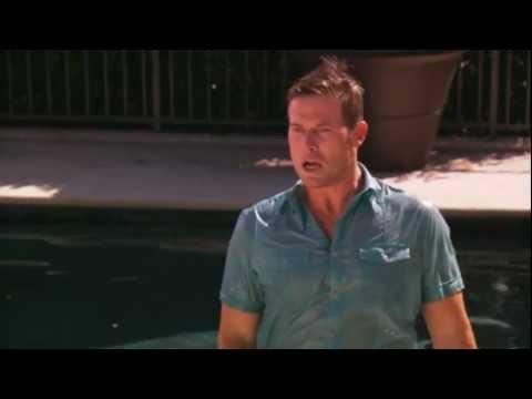 JR Chandler, Tad and JR's pool