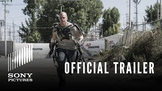 Elysium - Extended Trailer - In Theaters AUG 9th