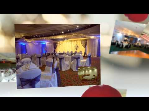 Weddings at Hellidon Lakes, Northamptonshire - Decor by Party Linen