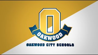 June 6, 2016 Oakwood City Council Recognition of the Oakwood High School Academic Decathlon Team