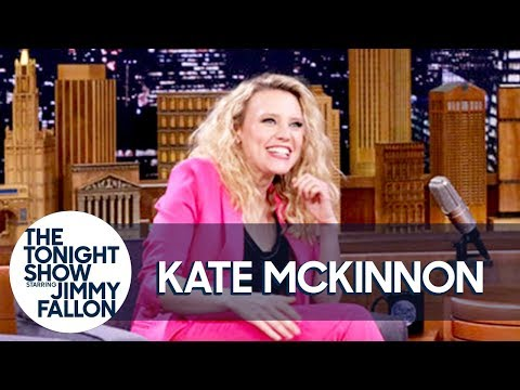 Kate McKinnon Breaks Down Her Rudy Giuliani Impression