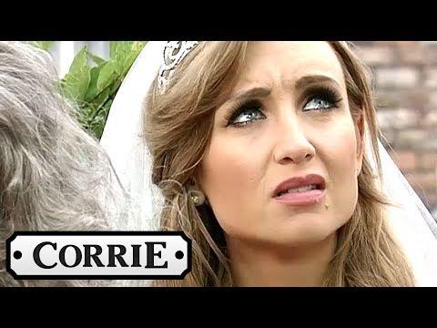 Will Eva Give Up Her Plan for Revenge Against Aidan? - Coronation Street