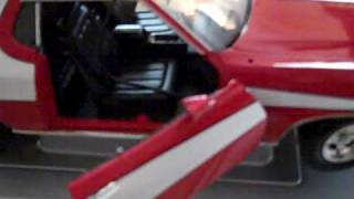 Starsky & Hutch Ford Grand Torino 1:18 Scale - Unboxing