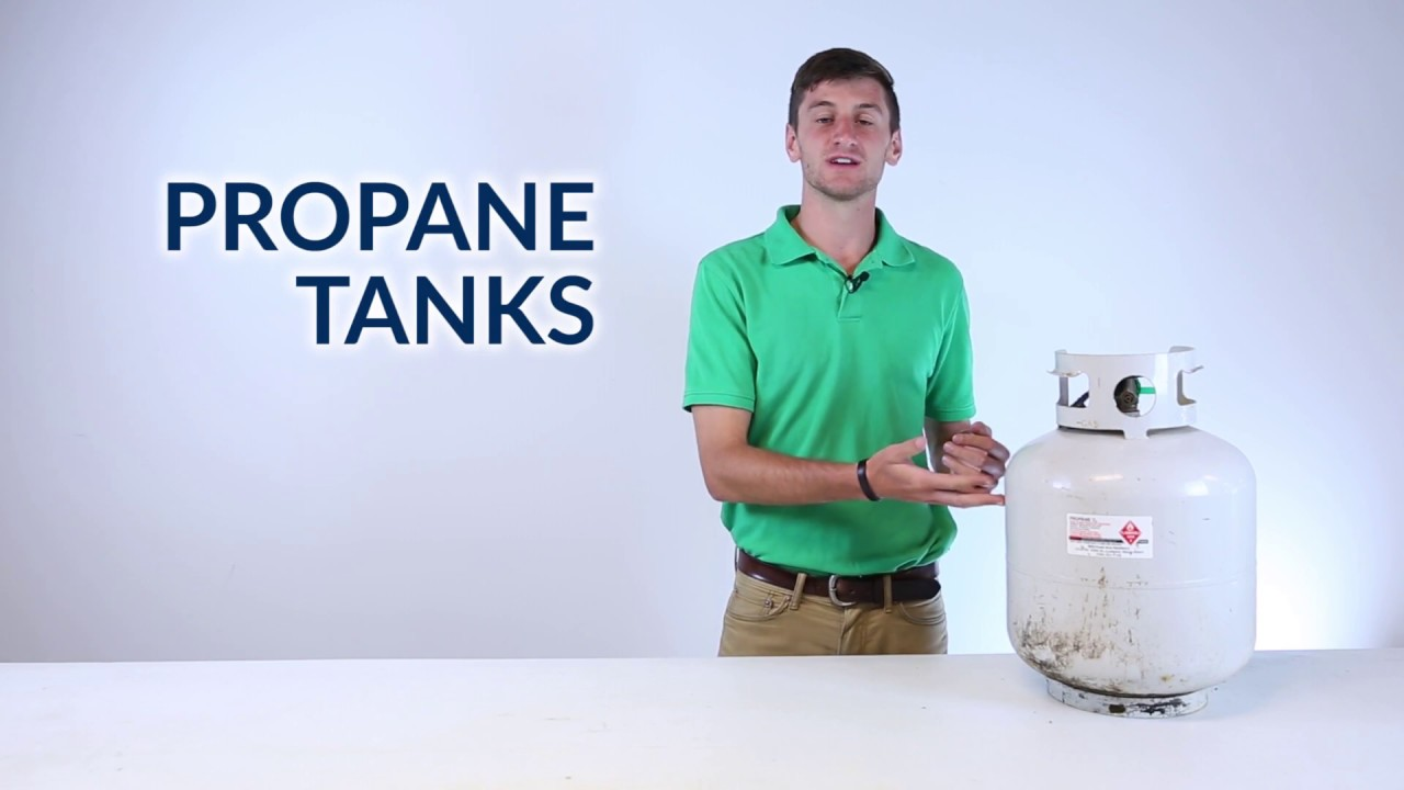 How to Dispose of a Propane Tank | Homewood Disposal Service