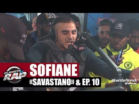 """Sofiane """"Freestyle Savastano"""" et #Jesuispasséchezso - Episode 10 en EXCLU pour Planète Rap"""