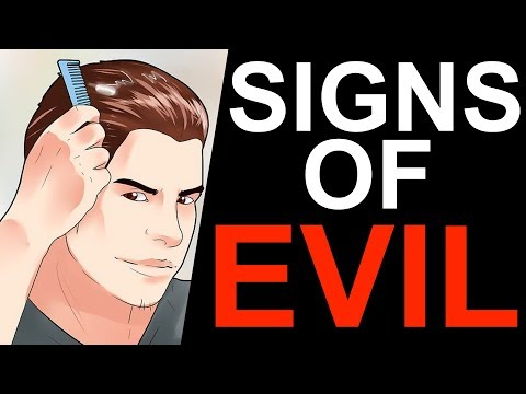 7 Warning Signs That You Are Dealing With An Evil Person
