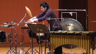 March 4,2014 Satoshi Seki Percussion Recital Vol.2 @YOKOHAMA MINATO...