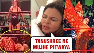 Rakhi Sawant Gets BADLY INJURED In A Fight With Rebel Tanea   Blames Tanushree Dutta