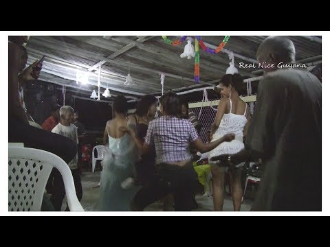 Guyanese Wedding House Dancing. (HD)