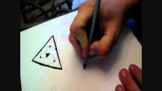 How to Draw a Triangle Celtic Knot