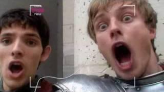 Bradley James and Colin Morgan - You