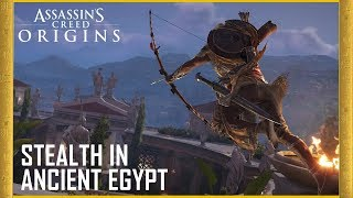 assassin s creed origins new stealth gameplay in ancient egypt   ubiblog   ubisoft us