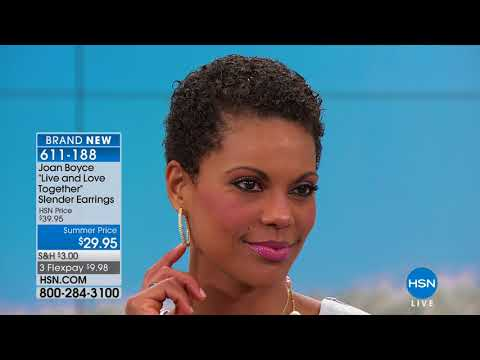 HSN | Joan Boyce Jewelry Collection 05.18.2018 - 04 PM
