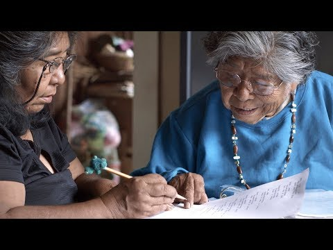 The Last Native American Fluent In The Wukchumni Language