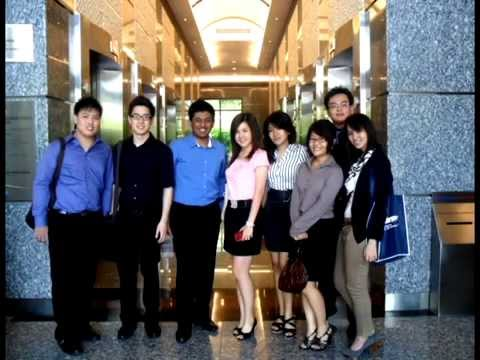 Mafc Company Trip To Schlumberger And Ernst Young Youtube