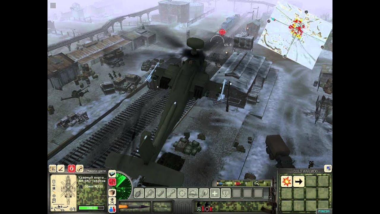 скачать игру Men Of War Cold War через торрент img-1