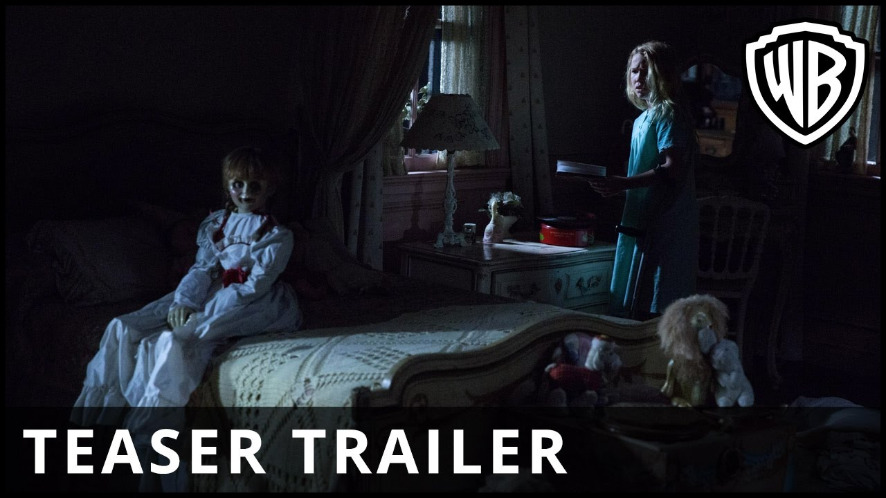 Download Annabelle: Creation - Official Trailer