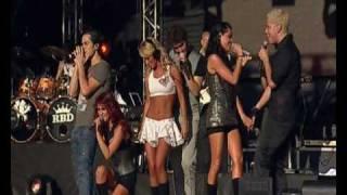 18 rbd extraña sensación live in brasília hq