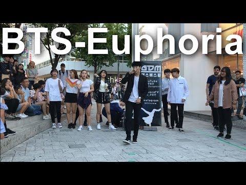 BTS(방탄소년단)-Euphoria(유포리아) Dance Cover(댄스커버) 갓동민,황동민(goddongmin)