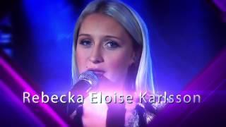 Rebecka Karlsson  - Videoblogg nr 1