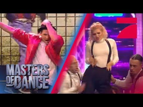 Commercial Dance Battle zu Michael Jackson - Bad | Masters of Dance | Battle | ProSieben