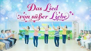"""Christliche Musikvideos """"Das Lied von süßer Liebe """" Christliches Lobpreis für Gott"""