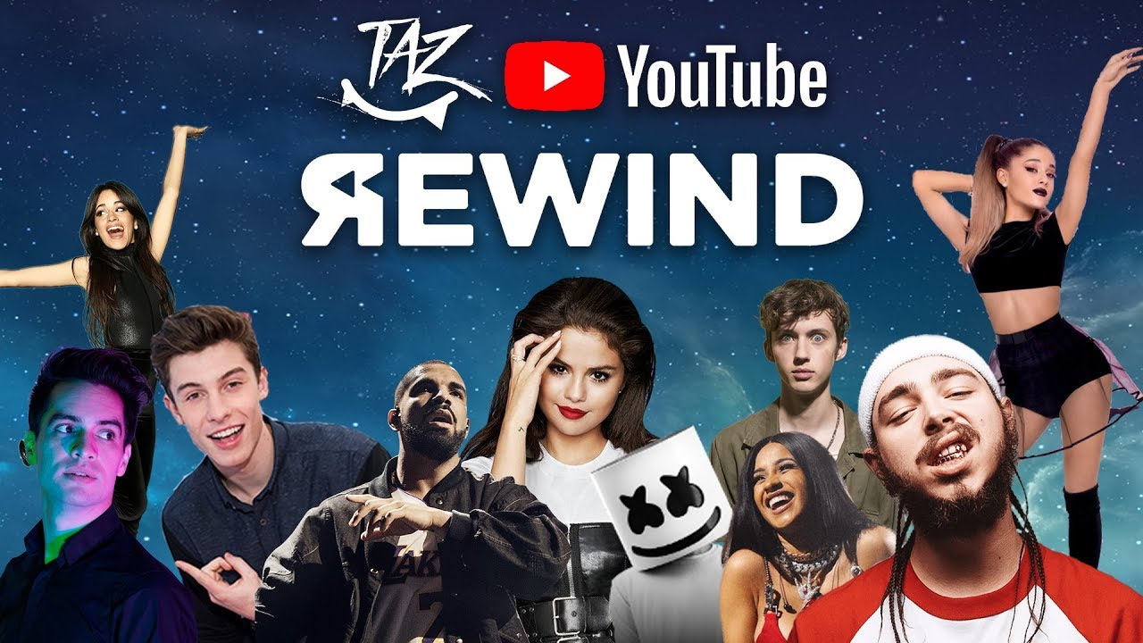 youtube rewind 2019 music