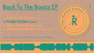 TEASER Schlepp Geist - Back To The Basics EP (Incl. Patryk Molinari Remix) / RBS005