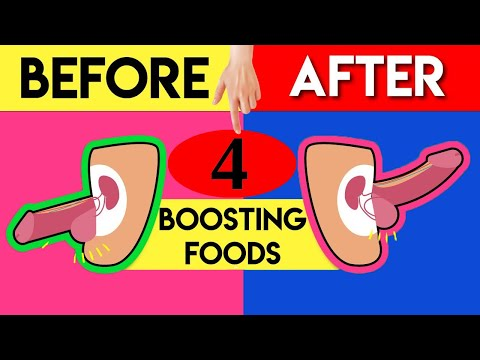 4 Affordable Testosterone Boosting Foods (Boost Naturally)