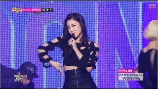 [Comeback Stage] NS Yoon-G - Yasisi, NS 윤지 - 야시시, Show Music core 20140405