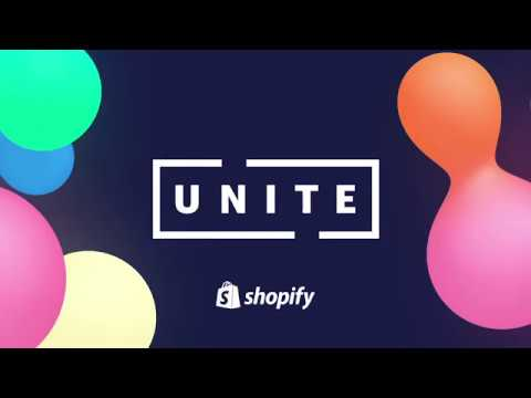 Commerce and Retail // Satish Kanwar (Shopify Unite 2018)