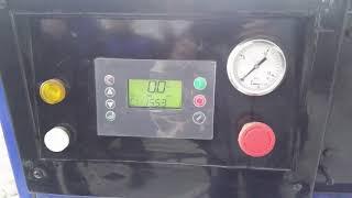 видео Винтовой компрессор Remeza ВК20Е-8 (10/15)