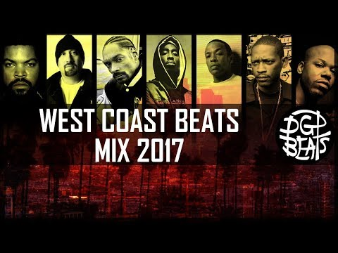 West Coast Instrumental Mix Compilation 2017