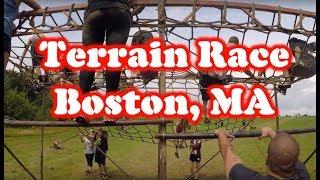 Terrain Race  - Boston, MA - All Obstacles