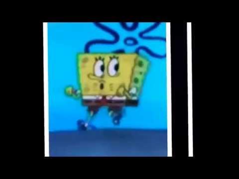 Spongebob loop walk tiptoeing in my Jordan's