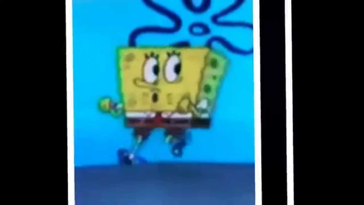 faa3c172234c Spongebob loop walk tiptoeing in my Jordan s - YouTube