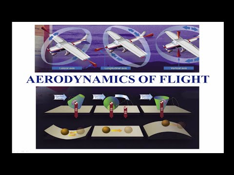 Private Pilot Tutorial 4: Aerodynamics of Flight (Part 1 of 3)