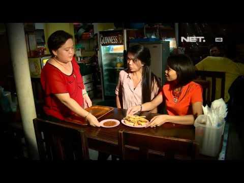 NET24 - Santap Bubur Manado dan Ikan Bakar di Tengah Malam