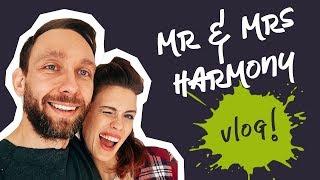 MR & MRS HARMONY VLOG: #4 TEN W KRAKOWIE