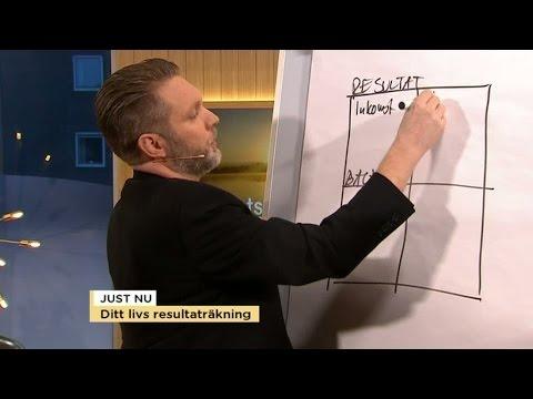 Så når du dina rikedomsmål - Nyhetsmorgon (TV4)